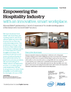 Intel Unite® Solution at IHG