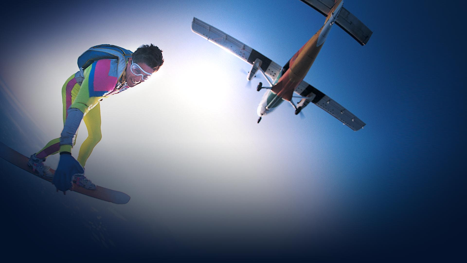 Background Skydive